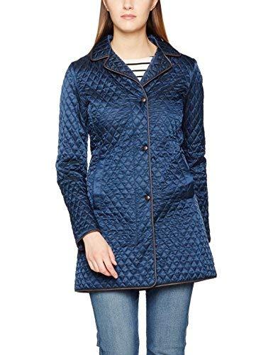 Geox Woman Jacket Giacca, Blu (Dark Navy F4300), 46 Donna