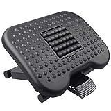 Best Footrests - HUANUO Footrest Under Desk - Adjustable Foot Rest Review