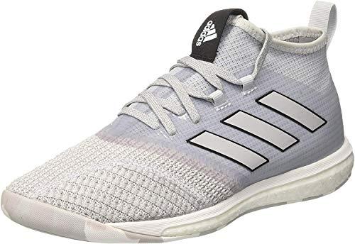 adidas Ace Tango 17.1 TR, Scarpe per Allenamento Calcio Uomo, Multicolore (Clear Grey S12/Clear Grey S12/Mid Grey S14), 44 2/3 EU