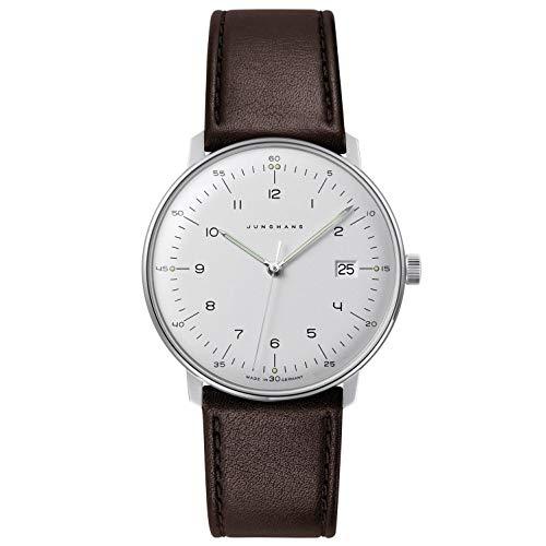 Herren-Armbanduhr Max Bill, Quarzwerk
