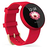 Montre Connectée Femme Homme Montre Intelligente Étanche IP67 Sport Smartwatch avec écran...