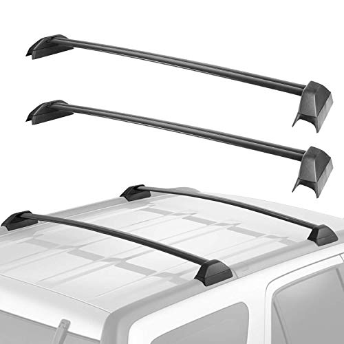 02-07 Rendezvous Set Pair of Roof Rack Cross Bars Factory Luggage X Bars OEM