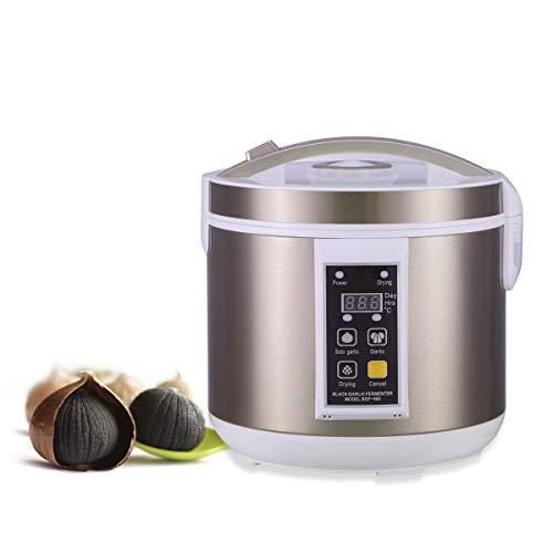 Fermentador de ajo negro 6L Máquina inteligente de fermentación de ajo de...