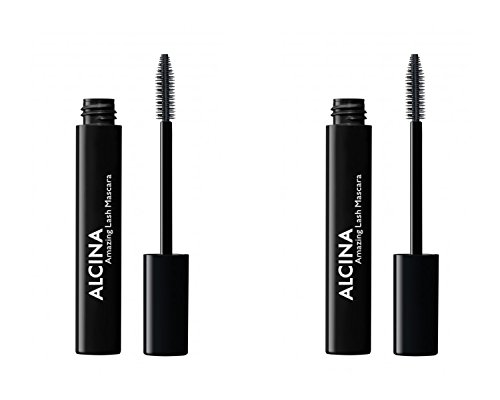 Alcina Amazing Lash Mascara 2x8ml