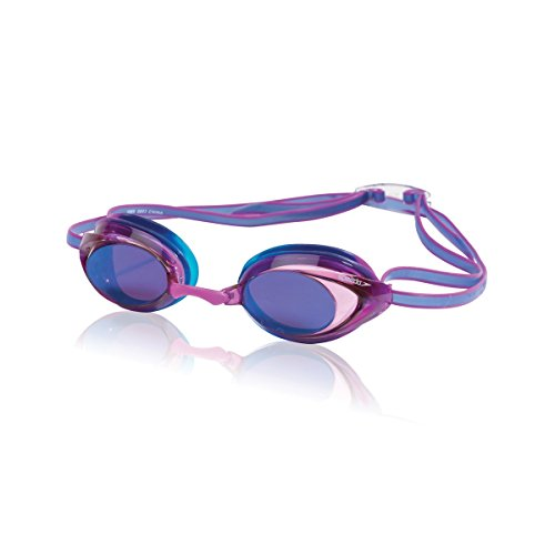 Speedo Women's Vanquisher 2.0 Tye-Dye Mirror Purple/Teal