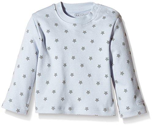 bellybutton® Baby Langarmshirt Shirt Sterne Hellblau, Größe:80, Präzise Farbe:Hellblau