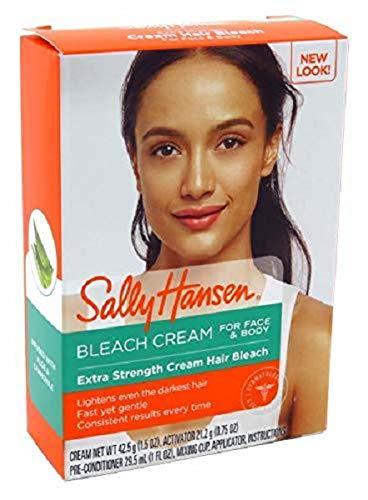 Sally Hansen Extra Strength Creme Bleach, 2 Count