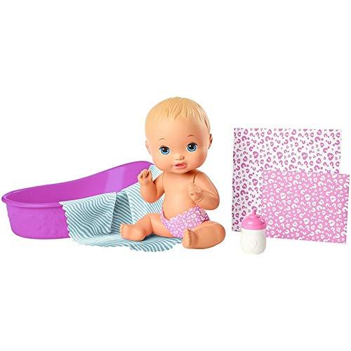 Boneca Little Mommy Bebê Surpresas Mágicas - FWJ41 - Mattel