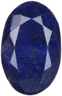 Fabricación de joyas con zafiro azul de 15.45 ct. Natural certificado egl Zafiro Sapphire, piedra preciosa de zafiro facet...