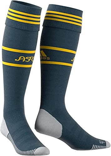 adidas Calcetines unisex Performance Arsenal, Unisex, Calcetines, EH5687, Azul marino/amarillo, Size 34 - 36