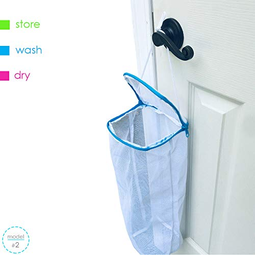 MySockkeeper Mesh Laundry Bag, Laundry Bag, Lingerie Bags for Laundry, Laundry Bag for delicates, Laundry Bag for Socks, Laundry Bag for Bras, Laundry Bag mesh wash Bag, Laundry Bag for Dorm, Hosiery