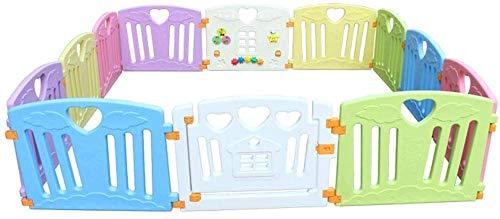Best Price Cxjff Baby playpen Baby Playpens/Children's Private Amusement Park Castle Pattern Design ...