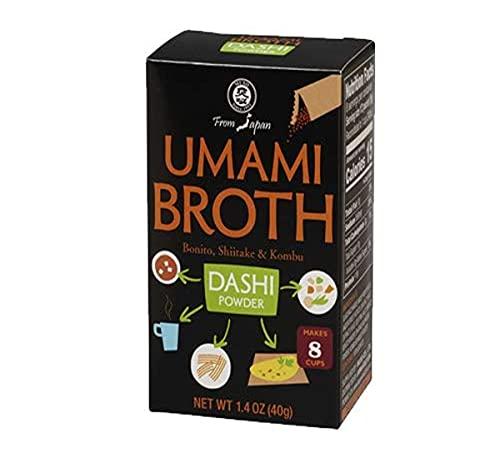 Muso From Japan Umami Broth Dashi Powder, 1.4 Oz