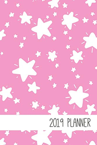 2019 Planner: Monthly Schedule Organizer Agenda, 12 months Calendar, Appointment Notebook, Monthly Planner, To Do List (2019 weekly planner, Band 4)