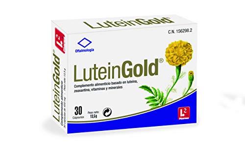 LuteinGold 30 Cápsulas