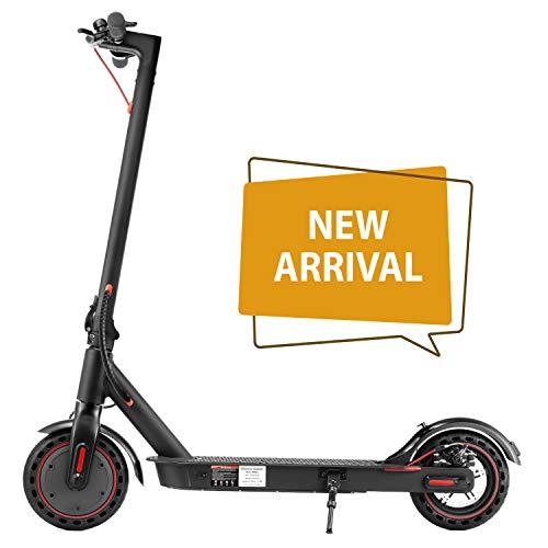 LORERAN Patinetes eléctricos Electric Scooter, E-Scooter de 8,5'' Patinete eléctrico Plegable para...