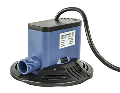The Cover Pump 350 GPH With Auto On/Off
