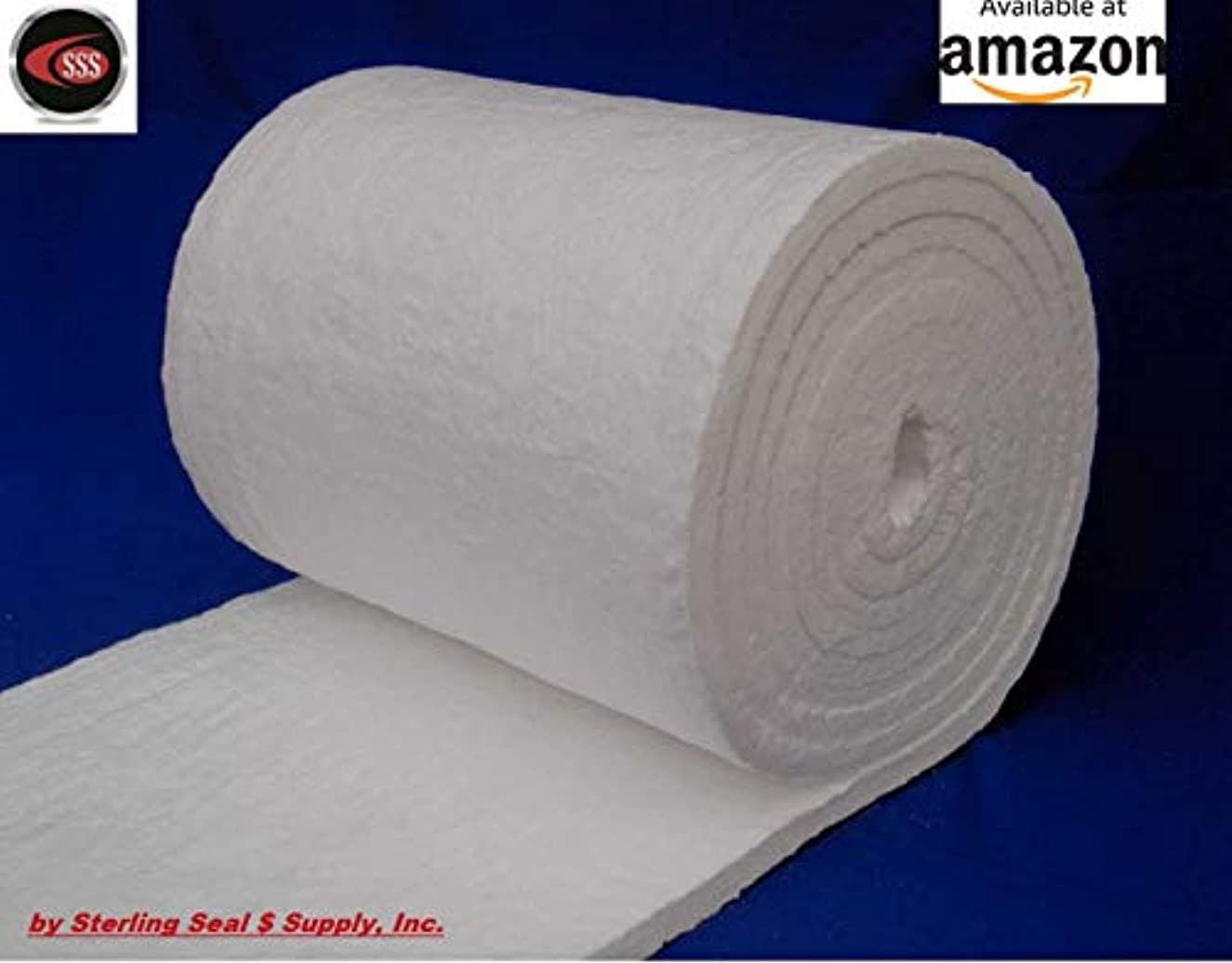 Ceramic Fiber Blanket Insulation 6# 2300F 1