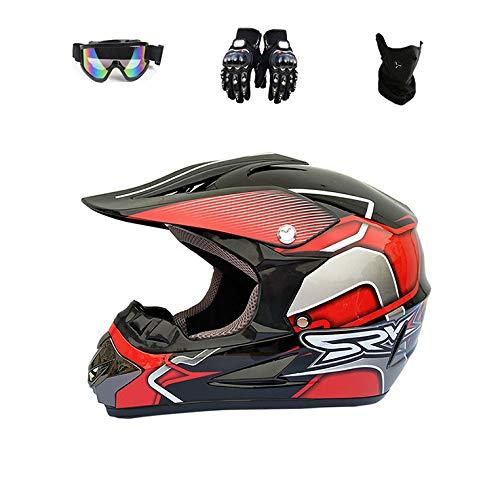 Best dirt bike helmets with face shield