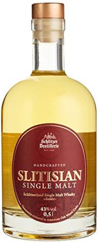 Schlitzer Slitisian Single Malt Whisky classic (1 x 0.5l)