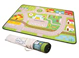 Car Road Play Mat with Storage Bag! For Your LittleSomething - UK Company [120cm x 80cm] Spark Your Child's Imagination and Creative Play! New Unique 2020 Design