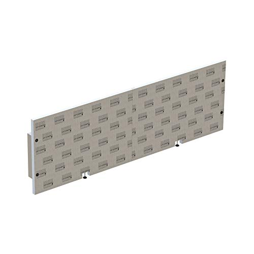 LUX ELEMENTS Top-TRS 1830 LTOPE5001 - Revestimiento para bañera, color gris