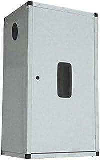Cubrecaldera con salida de tubos laterales H x L x P cm 102