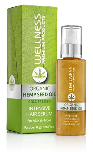 Be In Beauty Organic Hemp Serum, 9 Ounce