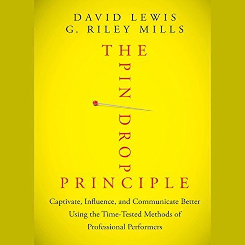 The Pin Drop Principle  Audiolibri