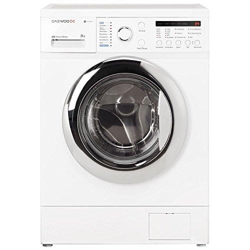 Daewoo DWD FD2442 Waschmaschine Frontlader / A++ / 1400 UpM / 8 kg