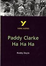 Paddy Clarke Ha Ha Ha (York Notes) by Roddy Doyle (24-Aug-1999) Paperback