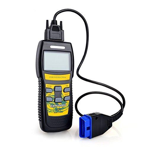 OBD II Scanner Car Engine Fault Code Reader CAN...