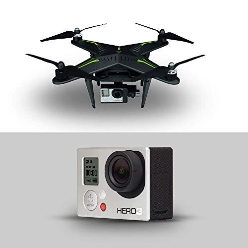 PNJ Kit Xiro Xplorer G con navicella stabilizzata e GoPro ...