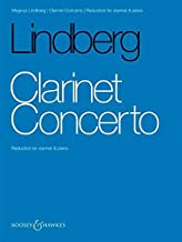 Clarinet Concerto: Reduction for Clarinet & Piano