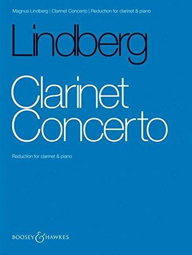Klarinettenkonzert: Klarinette und Orchester. Klavierauszug mit Solostimme.