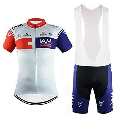 logas Ensemble Cyclisme Homme Tenue de Vélo...