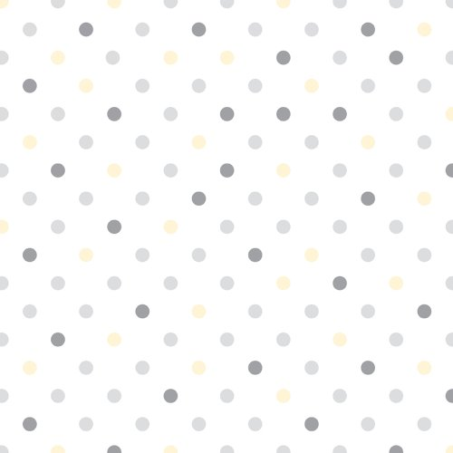 Con-Tact Creative Covering Self-Adhesive Vinyl Shelf and Drawer Liner, 18''x9', Dottie Gray