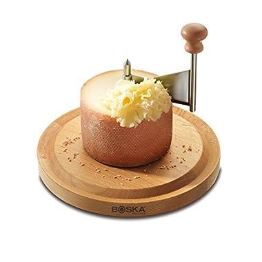 Boska Holland European Beech Wood Cheese Curler Geneva - Explore Collection