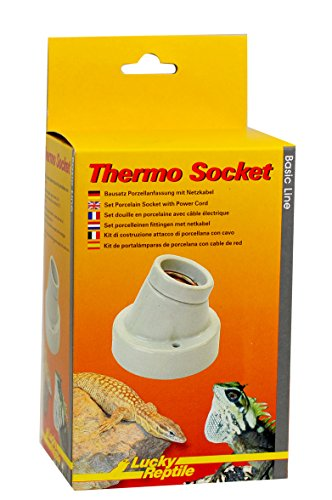 luckya Reptile Thermo Socket – Lampes Sets