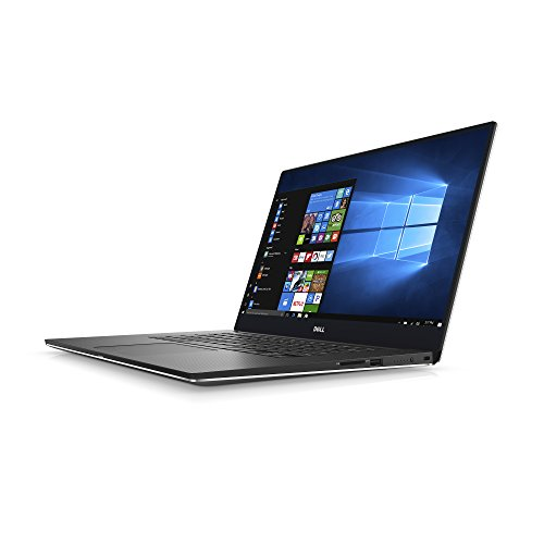 Dell XPS9560-5000SLV-PUS 15.6' Ultra Thin and Light Laptop with 4K Touch Display, 7th Gen Core i5 ( up to 3.5 GHz), 8GB, 256GB SSD, Nvidia Gaming GTX 1050, Aluminum Chassis