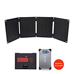 best hiking solar charger for laptop voltaic