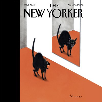 The New Yorker (Oct. 30, 2006) audiobook cover art