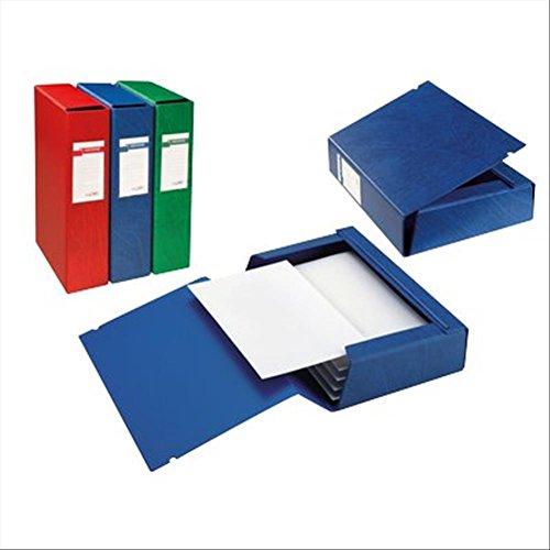 SEI Rota 673060 archivador organizador PVC Rojo -
