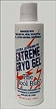 Extreme Cryo Gel - 8 oz Bottle
