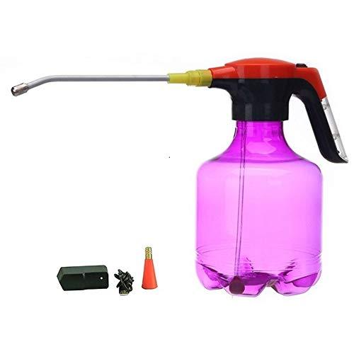 MYKK Pulverizador Regadera eléctrica de Mano portátil de Boca Larga Botella de Spray agrícola para el hogar 29 * 16 * 25 cm 3L