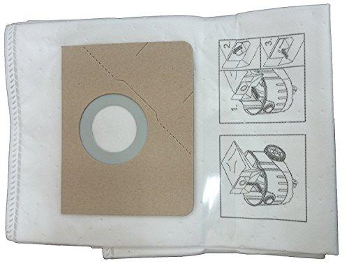 Kärcher 6.907 – 4780 – Pack de 5 sacs de filtre pour nT 25/1 ap