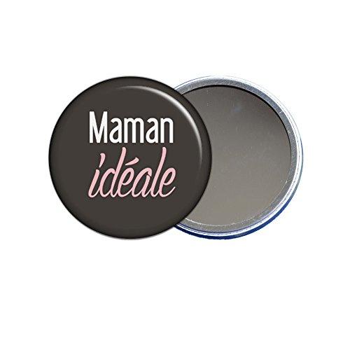 ANGORA Miroir de Poche Maman idéale