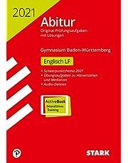 STARK Abiturprüfung BaWü 2021 - Englisch Leistungsfach