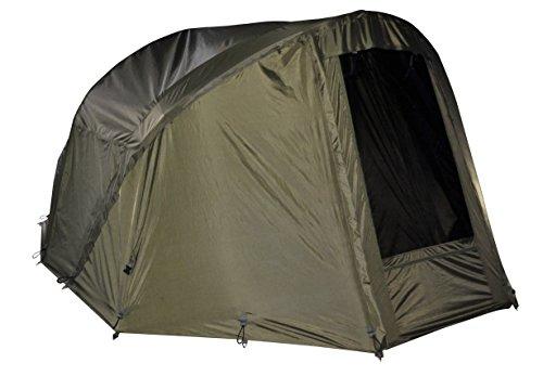 MK-Angelsport Winterskin für Fort Knox Air 3,5 Mann Dome (kein Zelt nur Überwurf), Carp Dome, Overwrap for Bivvy/Angelzelt
