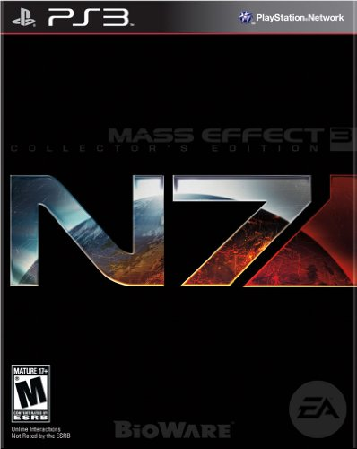 Mass Effect 3 N7 Collector's Edition PS3 US